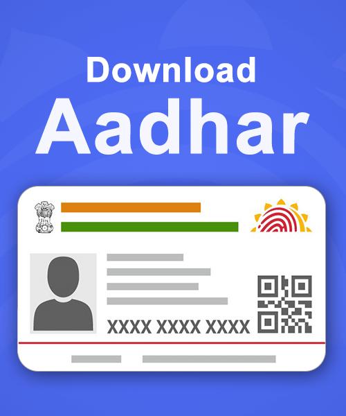 UIDAI Download, Get Aadhar Update