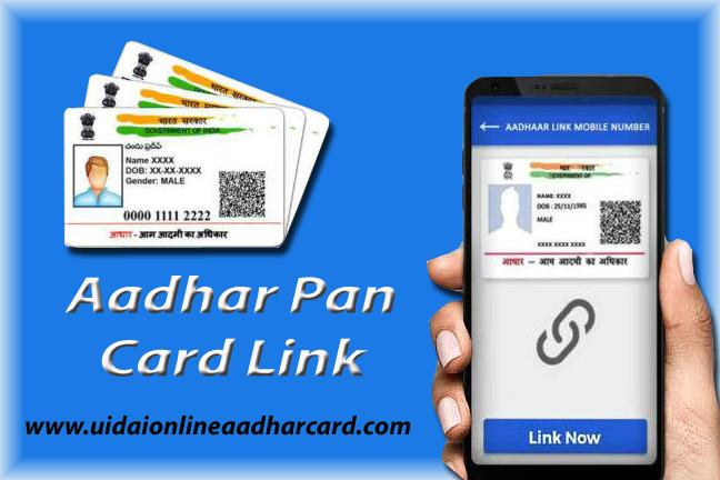 Aadhar Pan Card Link