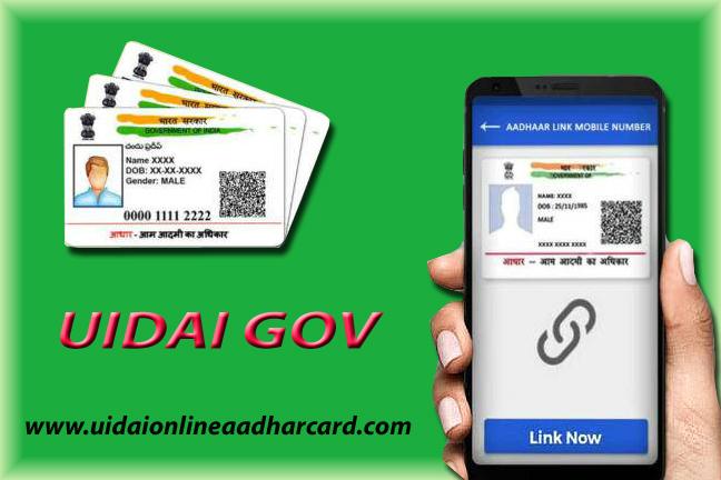 UIDAI GOV