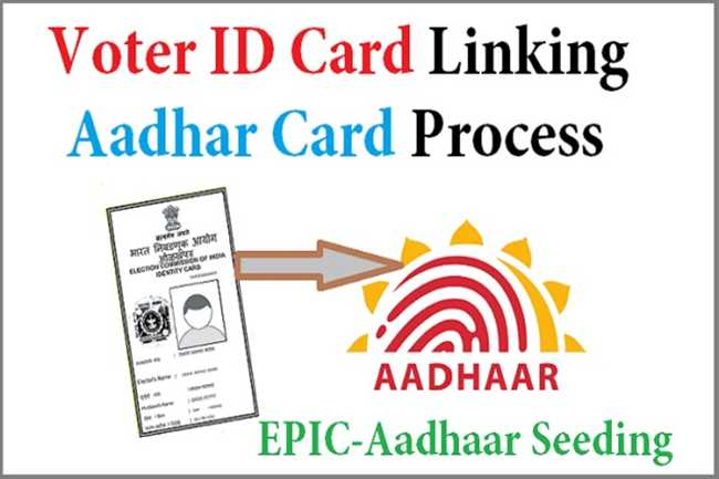 Voter Card Link With Aadhar